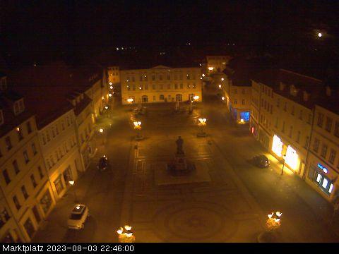 [billede: Webcam i Lutherstadt Eisleben]